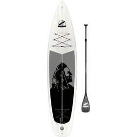 Indiana SUP 11'6 Touring Inflatable Sup Pack Premium with 3-Piece Carbon Paddle